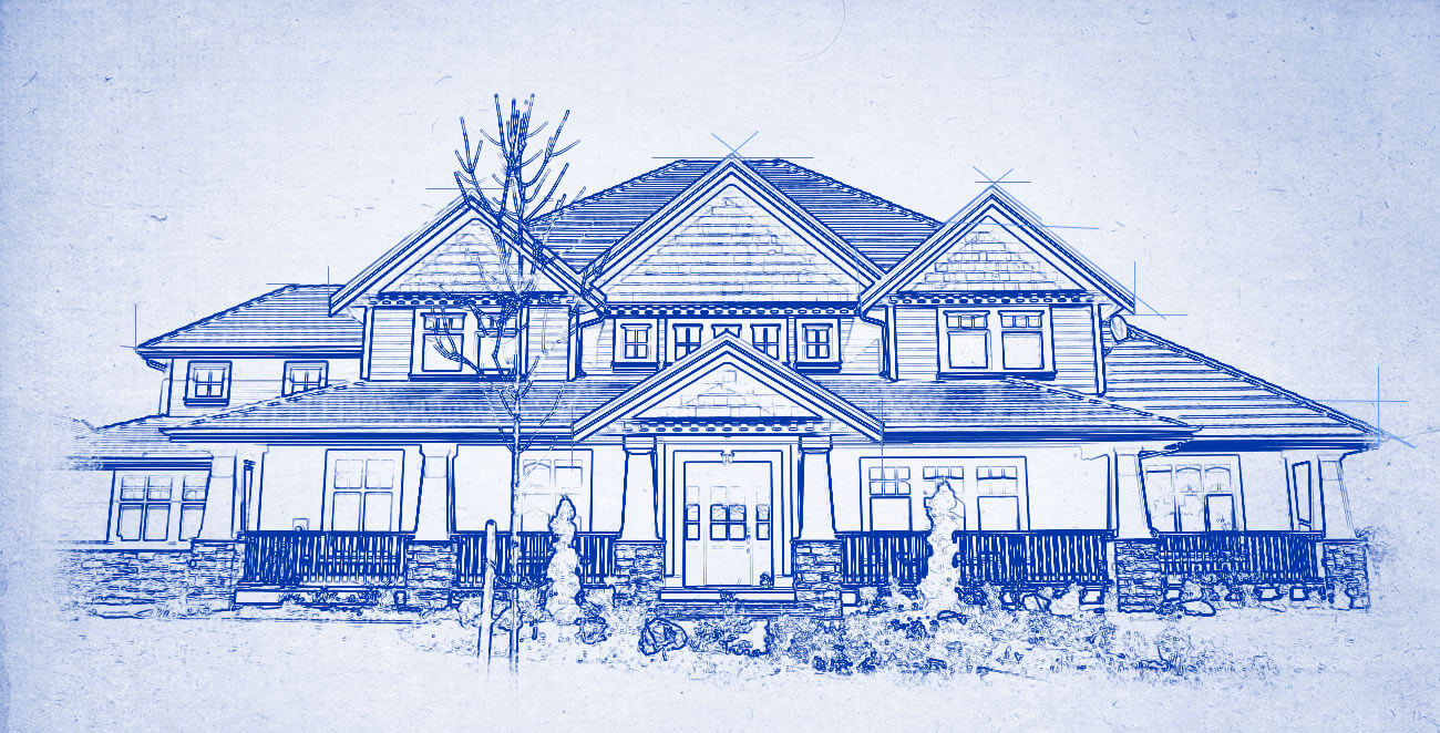 New home design inspired home builders for Custom design services